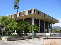 220px-Hawaii_state_capitol_from_the_south-east