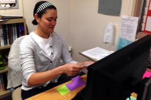 Ina Miller-Cabasug heads the Academic Success Center at HonCC.