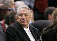 Clippers owner Donald Sterling -- now banned for life