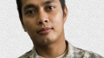 Deaf student hopes to break military barrier