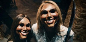 Characters from the movie The Purge